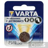 Батарейка cr 1620 Varta 06620101401