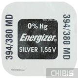 Батарейка 394 380 Energizer Silver Oxide 1 шт.