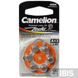 Батарейка Camelion A13 ZincAir 13 1.4V