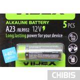 Батарейка A23 Videx Alkaline 12V