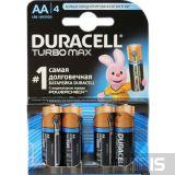Батарейки AA Duracell Turbo Max Alkaline 1.4 шт.