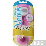 Бритва VENUS&OLAY Sugarberry с 2 картриджами 7702018327560