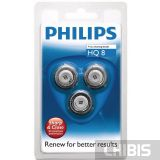 Бритвенная головка Philips HQ8/40 3 шт.