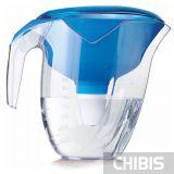 Кувшин для очистки воды Наша Вода Немо синий