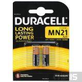 Батарейка MN21 Duracell 12V Alkaline 2 шт.