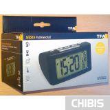 Настольные часы TFA Siesta 60253201 упаковка