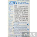 Нитка для зубов Oral-B Super Floss инструкция по применению