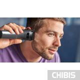 Машинка для стрижки волос Philips HC 3510 - стрижка без насадки