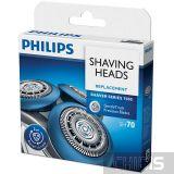 Бритвенные головки Philips SH70/50 внешний вид упаковки
