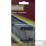 Сетка для бритв Браун серии 1000 2000 № 596 блистер (совместимая)