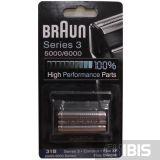 Сетка для бритв Браун серии 5000 и 6000 аналог 31В  в блистере