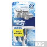 Станок Gillette Blue 3 одноразовый 3 шт.