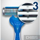Станок Gillette Blue 3 одноразовый бритвенная система