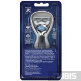 Бритва Gillette Fusion ProShield FlexBall Chill - вид с обратной стороны