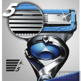 Бритва Gillette Fusion ProShield FlexBall Chill - 5 лезвий