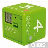 Кухонный таймер цифровой TFA куб для чая 38.2035.04 -дисплей