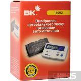 Внешний вид коробки тонометра BK 6002