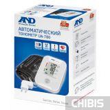 Упаковка тонометра AND UA-780 с адаптером