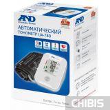 Упаковка тонометр AND UA-780