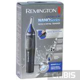 Триммер для носа Remington NE3870 в упаковке
