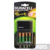 Зарядное устройство Duracell CEF14 + 2 шт AA 1300 + 2 шт AAА 750 mAh