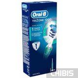 Электрическая зубная щетка Oral-b Braun TriZone 1000 D20.523.1 в упаковке